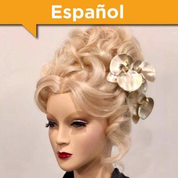 Masterclass en Español de cabellos largos